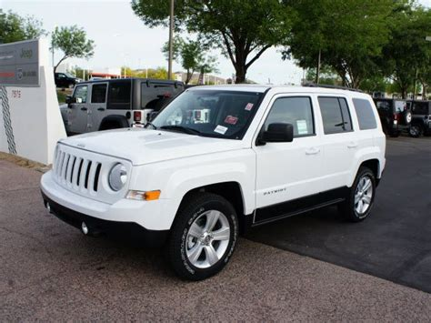 Tempe Dodge Chrysler Jeep by 2012 Jeep Patriot Sport At Tempe Dodge Chrysler Jeep In