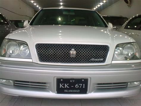 Toyota Crown For Sale Used 2002 Toyota Crown For Sale Lahore Pakistan Free