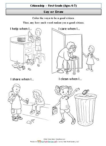 Citizenship Worksheets by 17 Best Images Of Being A Citizen 2nd Grade Worksheet