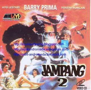 film jadul barry prima semi film indonesia jadul barry prima dalam film quot jampang
