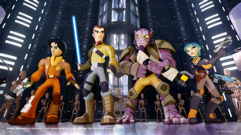 team usa s disney show set to up celebration of light characters from the hit animated tv show wars rebels