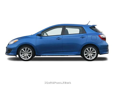 toyota matrix s awd 2009 greater exterior coupe like