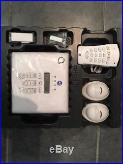 visonic powermaster 10 wireless home security alarm system