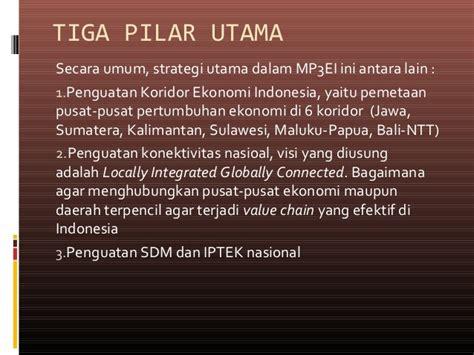 Membangun Kalimantan Potensi Ekonomi Daerah Pusat Pertumbuhan Dan Str mp3ei