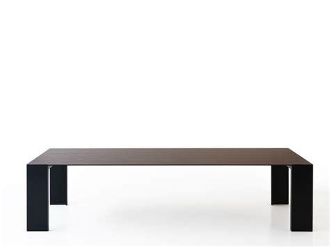 tavolo porro tavolo in metallo metallico porro