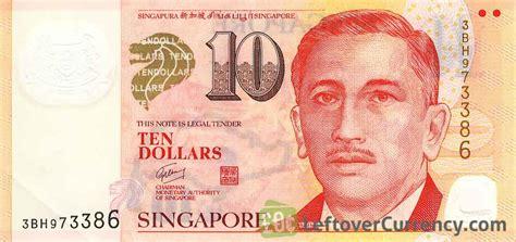 new year notes singapore 10 singapore dollars encik yusof bin ishak exchange yours