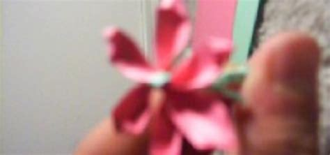 How To Make Roses Out Of Construction Paper - how to make origami roses out of construction paper