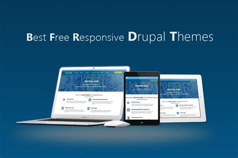 drupal themes easy best free responsive drupal themes 2015 internetdevels