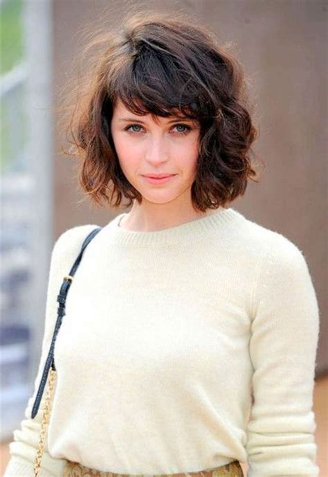 Hairstyles 2017 Wavy With Side Bangs by Wavy Hairstyles With Bangs Haircuts And Hairstyles