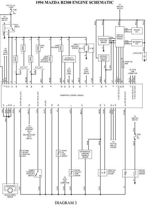 1997 mazda b2300 engine diagram 1997 free engine image