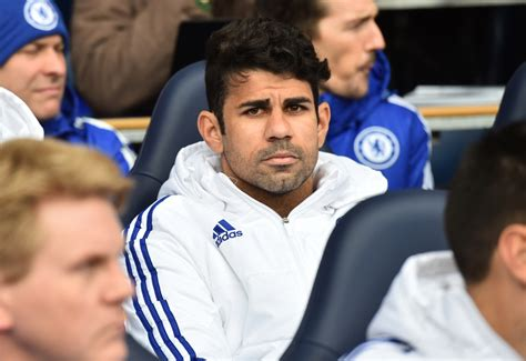 diego costa showing complacency from lack of competition for chelseas jason cundy saido berahino or 163 30m jamie vardy can