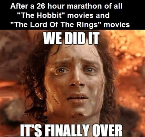 Meme Lord - lord of the rings