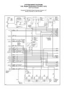 1997 ford windstar complete system wiring diagrams wiring diagrams center