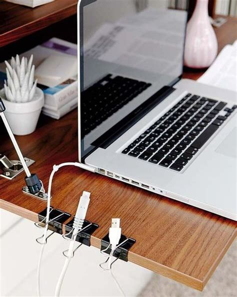 20 Awesome Diy Office Organization Ideas That Boost Efficiency Desk Organization Ideas