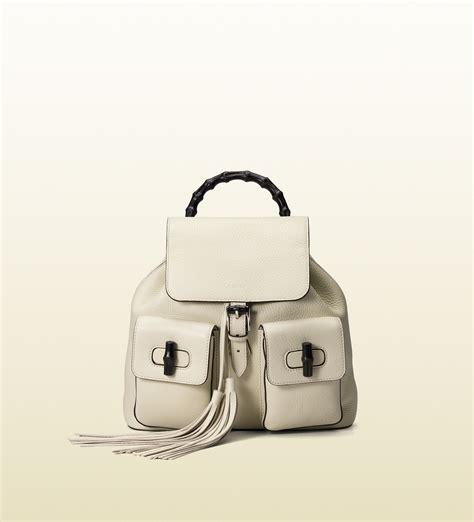 Guc Ci Leather White white gucci bookbag www imgkid the image kid has it