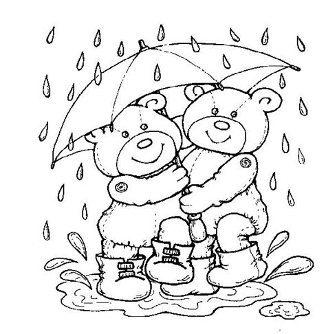 preschool coloring pages rain preschool coloring pages rain drudge report co