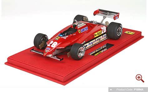 Ferrari C126 by 1 43 E Altro Con La Ferrari 126 C2 Bbr Inizia Una