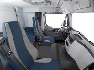 volvo truck 2014 interior