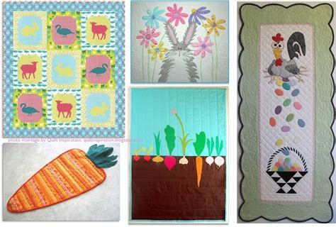Free Easter Quilt Patterns by Free Easter Patterns Quilting