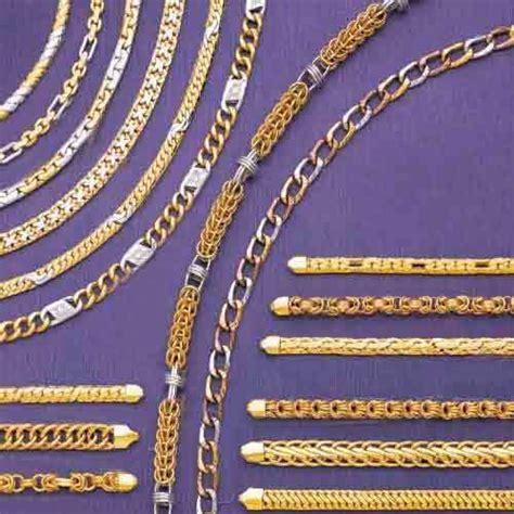 Handmade Gold Chain Designs - handmade chains hollow chains manufacturer from new delhi