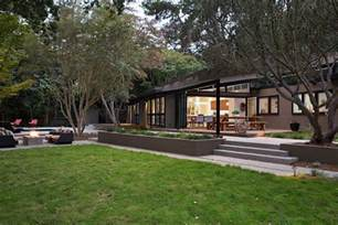 Mid Century House Mid Century House Remodel Project By Klopf Architecture In Bay Area Ca