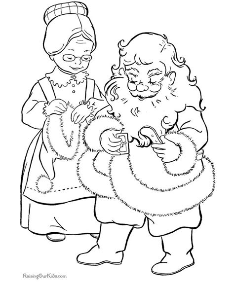 coloring pages christmas santa claus 1694 best coloring pages holiday images on pinterest