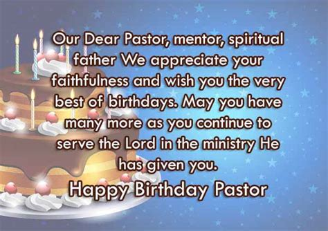 Happy Birthday Wishes For My Pastor Happy Birthday Pastor Wishes Quotes 2happybirthday