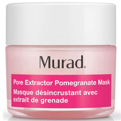 Pomegranate Detox Mask by Murad Pore Extractor Pomegranate Mask Buy At