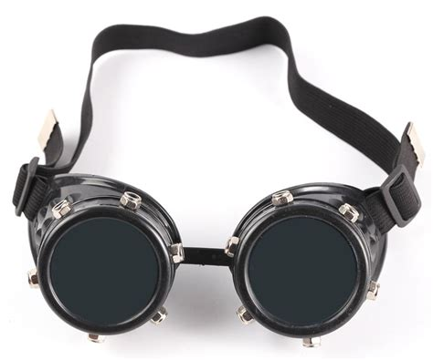 cool goggles cool cyber steunk eyewear goggles cosplay motocross