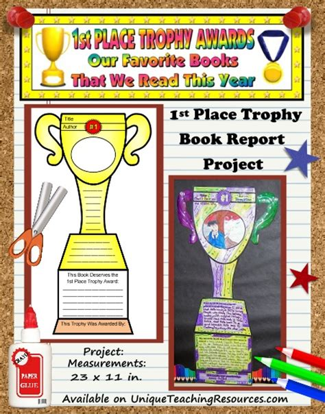 creative ideas for book reports book report project ideas