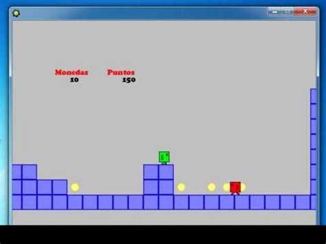 tutorial construct 2 juego plataformas game maker gml tutorial 6 juego de plataforma youtube
