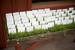 place ideas wedding reception escort card ideas melanie benson floral design