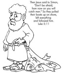 17 Best Images About Fishers Of Men Messy Church On Fishers Of Coloring Pages