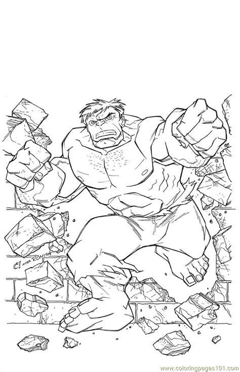coloring pages treasury hulk cartoons gt hulk free
