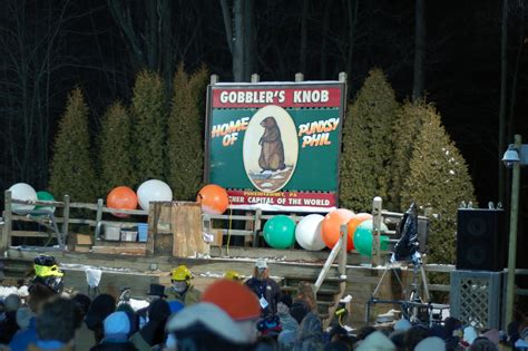 Where Is Gobblers Knob Located by Gobblers Knob Frugal Travel