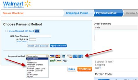 Make A Payment To Walmart Credit Card - 9 ways to decrease shopping cart abandonment on your ecommerce website