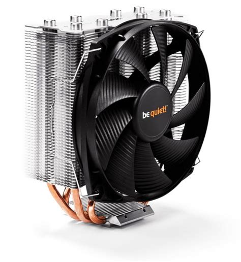 Cpu Cooler Be Rock And Effective Cooling be shadow rock slim cpu cooler review