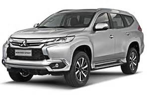 mitsubishi montero sport maintenance and repair car 2016