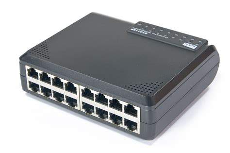 Switch Hub Netis St3116p 16 Port Ethernet Switch Plastic Housting netis st3116p 16 port fast ethernet switch