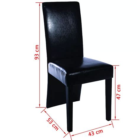 sedie nere moderne articoli per sedie moderne cucina e pranzo set da 2
