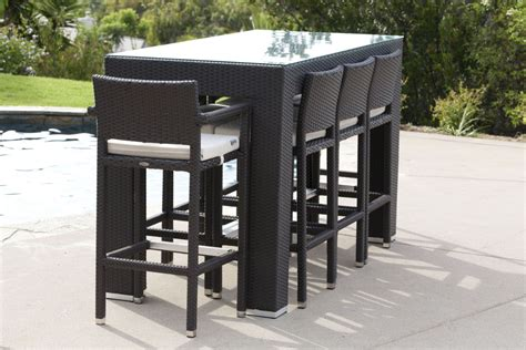 Outdoor Bar Table Set Complement Your Home With Outdoor Nature Top 20 Outdoor Bar Sets Sears Interior Exterior Ideas