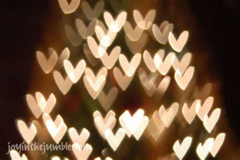 heart shaped christmas lights heart shaped bokeh tutorial