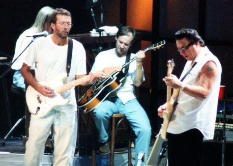 guest appearances   musicians  eric claptons