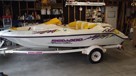 sea doo speedster boats for sale uk see doo speadster 1996 boat seadoo speedster 1996 jet