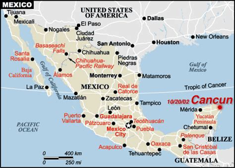 map of cancun mexico cancun mexico map