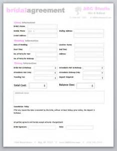 wedding flower contract template ebook database