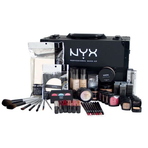 Nyx Makeup Kit nyx cosmetics makeup artist starter kit b beautylish