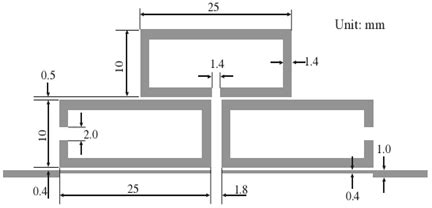 high pass filter microstrip an efficient analysis of microstrip trisection filters using an iterative method combined by