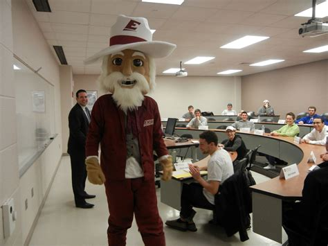 Eku Mba Courses by The Colonel Visits Eku Pga Gm College Of Business And