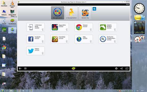 bluestacks windows 8 test de bluestacks la puissance d android sur windows